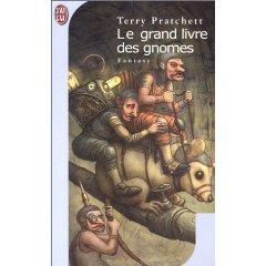 couverture le grand livre des gnomes